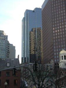 Copley Square, Boston MA