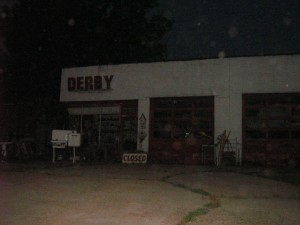 Derby gas station in St. James, MO.