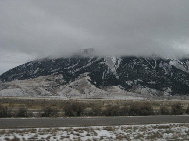 Cloudy in Montana