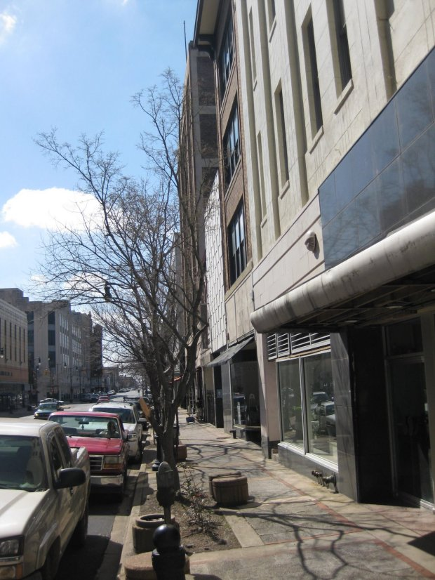 More of the Third Ave streetscape