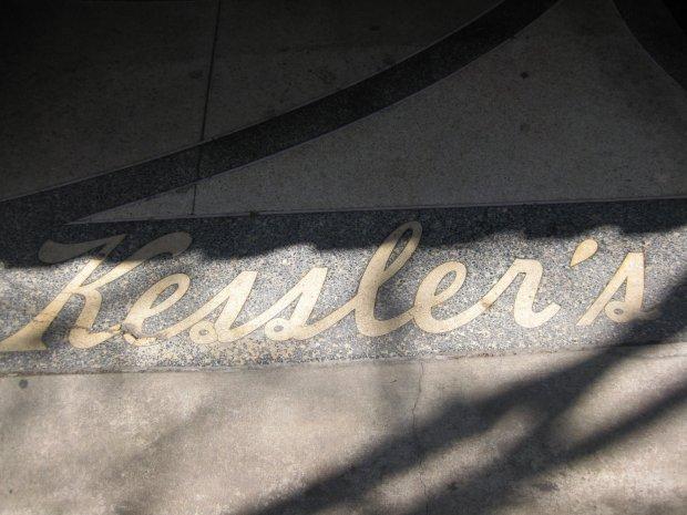 Entrance to Kessler's