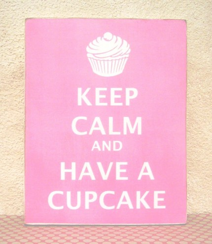Cupcake poster for sale on Etsy