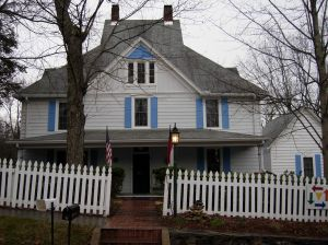 The Dry Ridge Inn in Weaverville, NC. Courtesy of Brad Hatch.