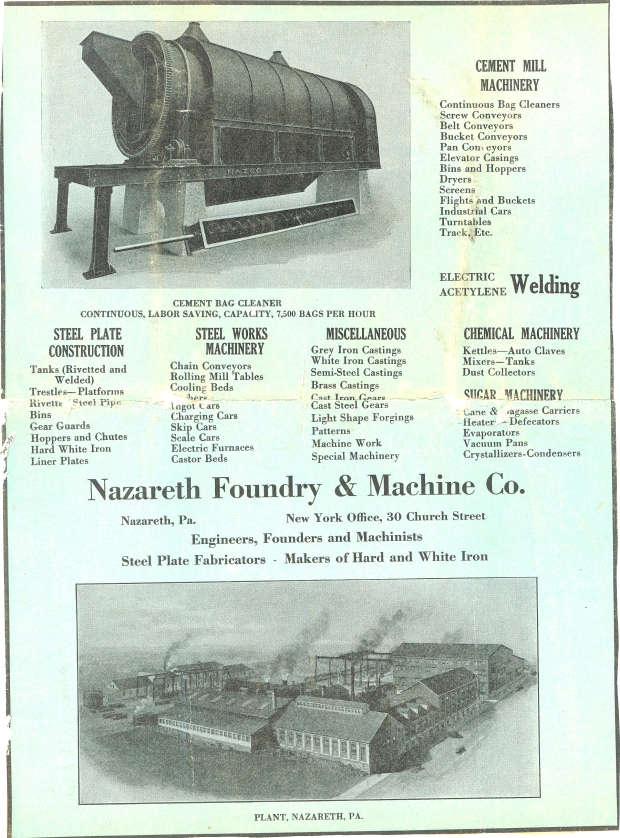 Nazareth Foundry & Machine Co.