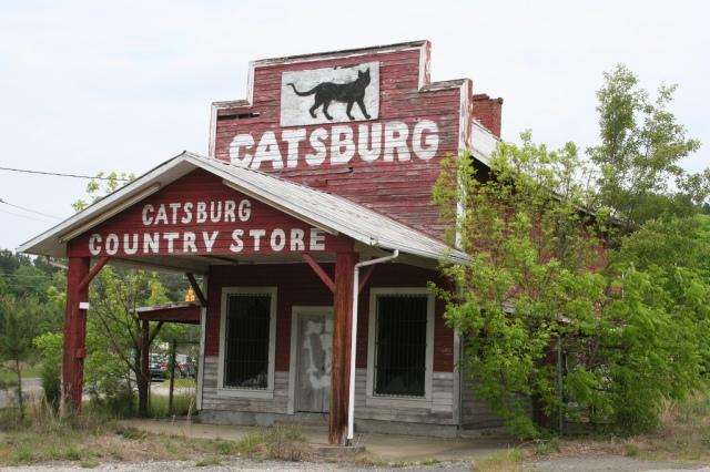 Catsburg Country Store, Catsburg, Durham County, NC