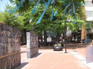 Charlottesville's Community Chalkboard