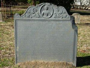 Palmer-Marsh cemetery. Courtesy of Brad Hatch.