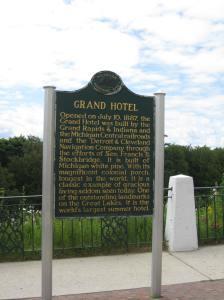 The Grand Hotel.