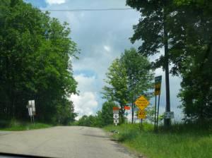 Route 6 Detour