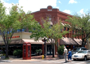 El Dorado Main Street. Source: Preservation Nation