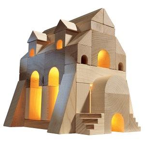 HABA Romantic Era Building Blocks