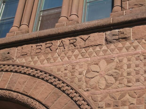 Billings Library, UVM, architect Henry Hobson Richardson.