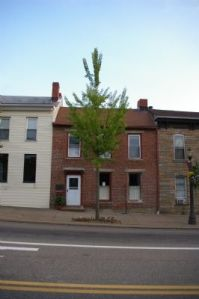 The Benjamin Lundy House. Photo courtesy of Nicholas Bogosian.
