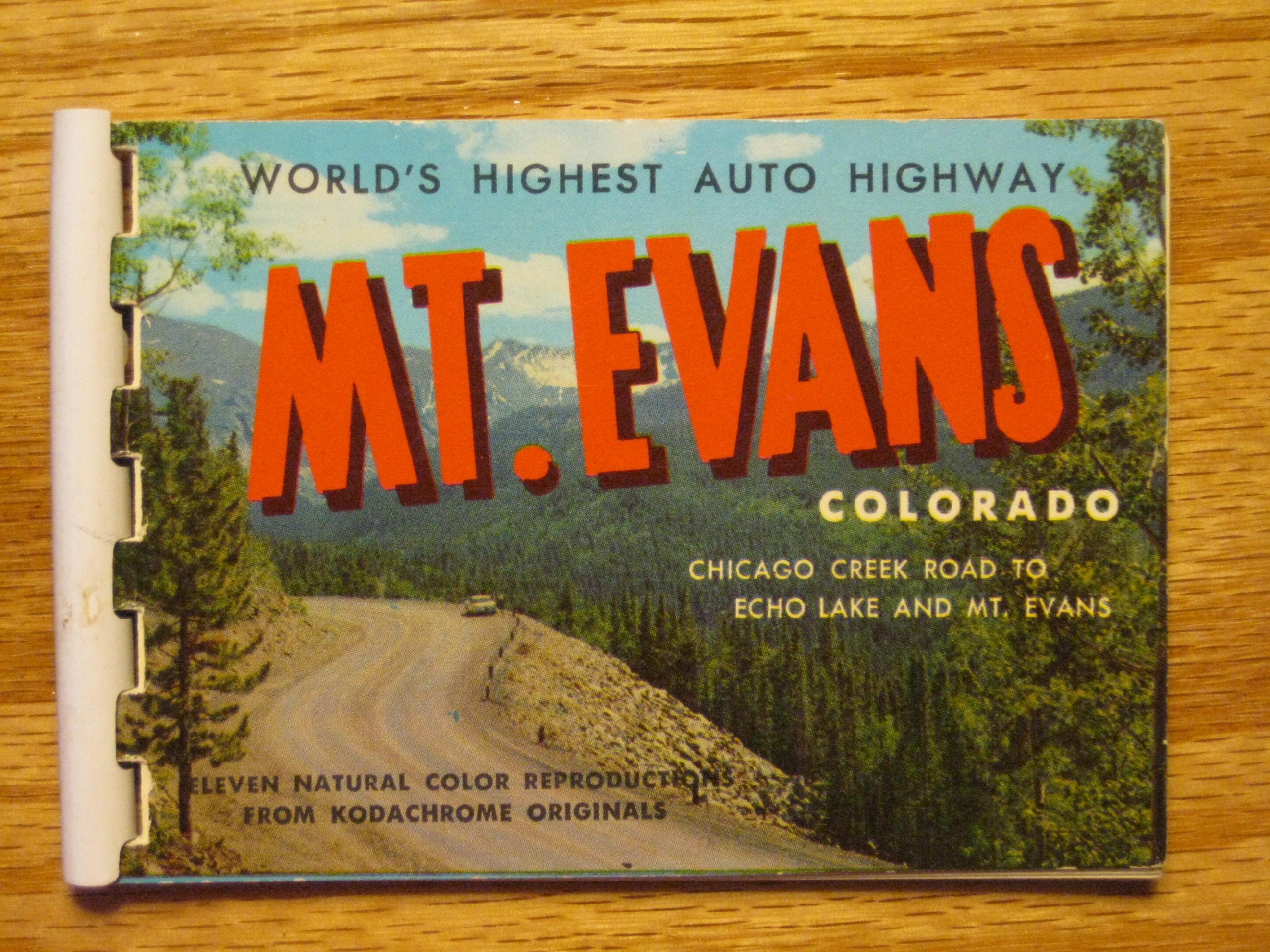 Souvenir Postcard Booklets – Preservation in Pink