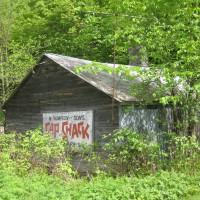 Abandoned Vermont: Sap Shack