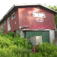 Abandoned Vermont: Hogback Mountain Ski Area