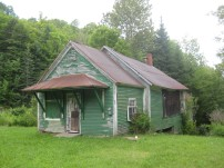 Abandoned VT: Wheelock Schoolhouse