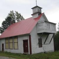 Abandoned Vermont: Charleston Schoolhouse