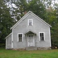 Abandoned Vermont: Taplin School