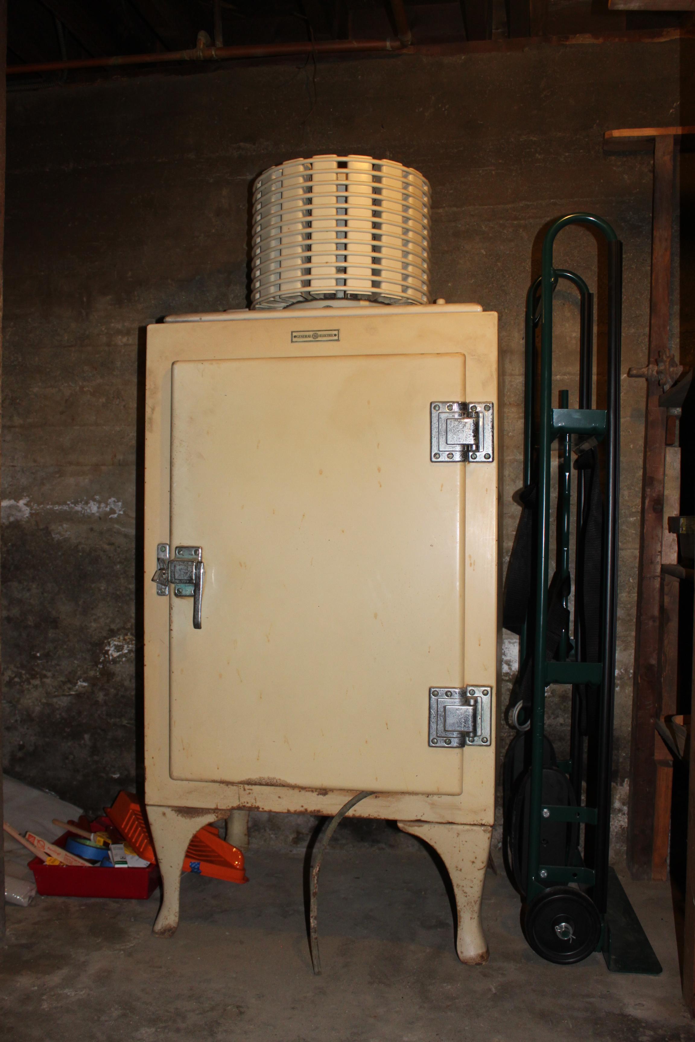 Refrigerators Parts: Vintage Refrigerator Parts