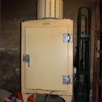1930 GE Refrigerator