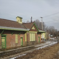 Abandoned Vermont: Fair Haven Depot