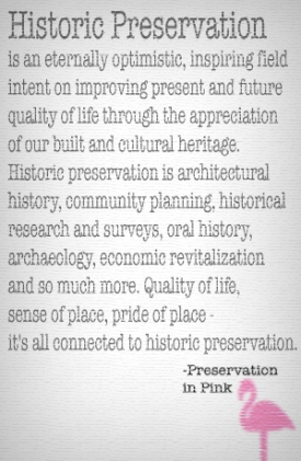 preservation foundation