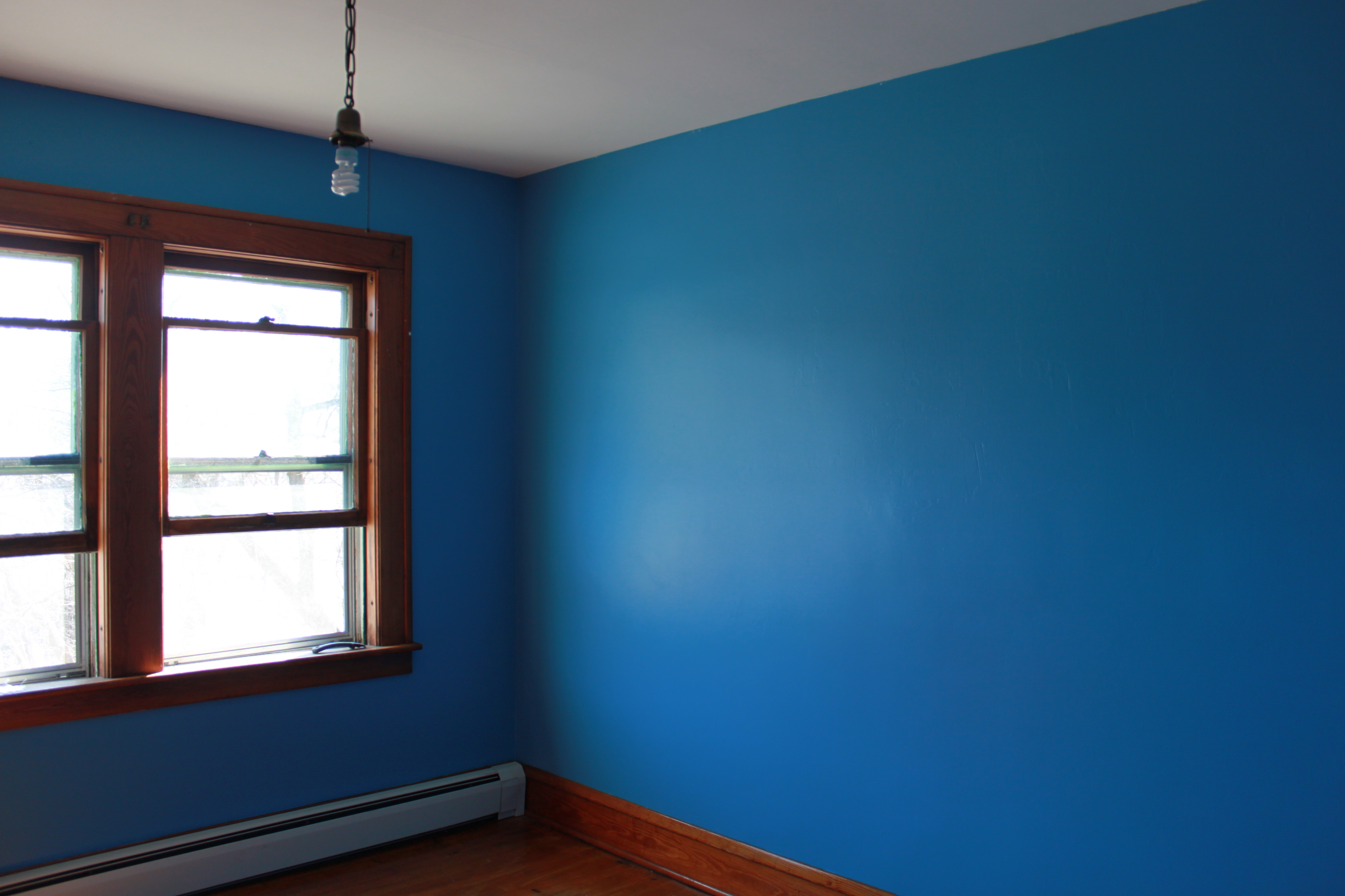 Painting alligatoring paint and plaster walls for Paints for interior walls