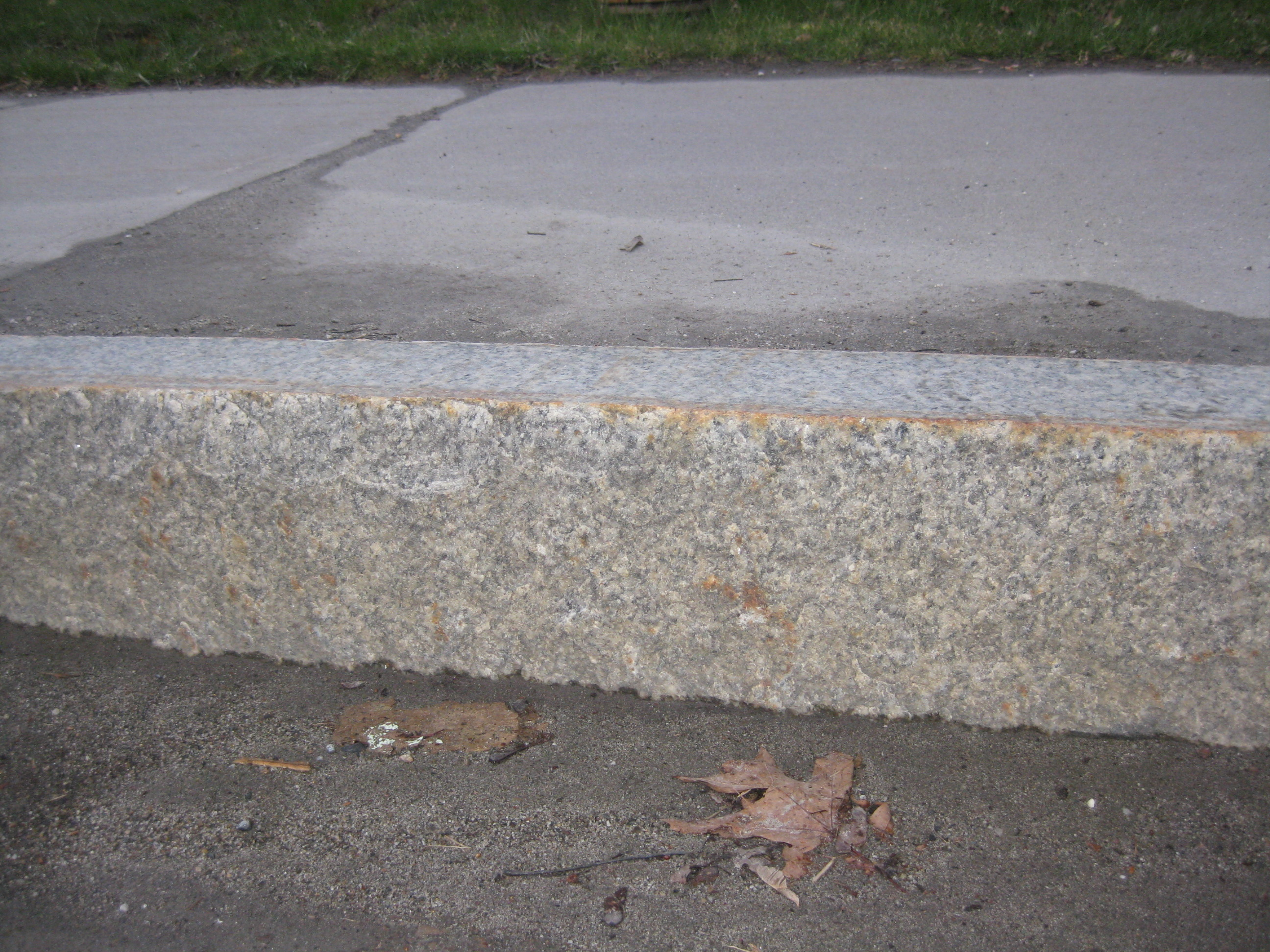 On Your Streets: Curbs – Preservation in Pink