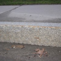 On Your Streets: Curbs