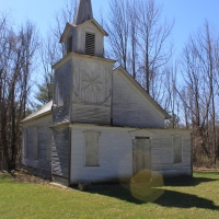 Abandoned Vermont: Clarendon Church