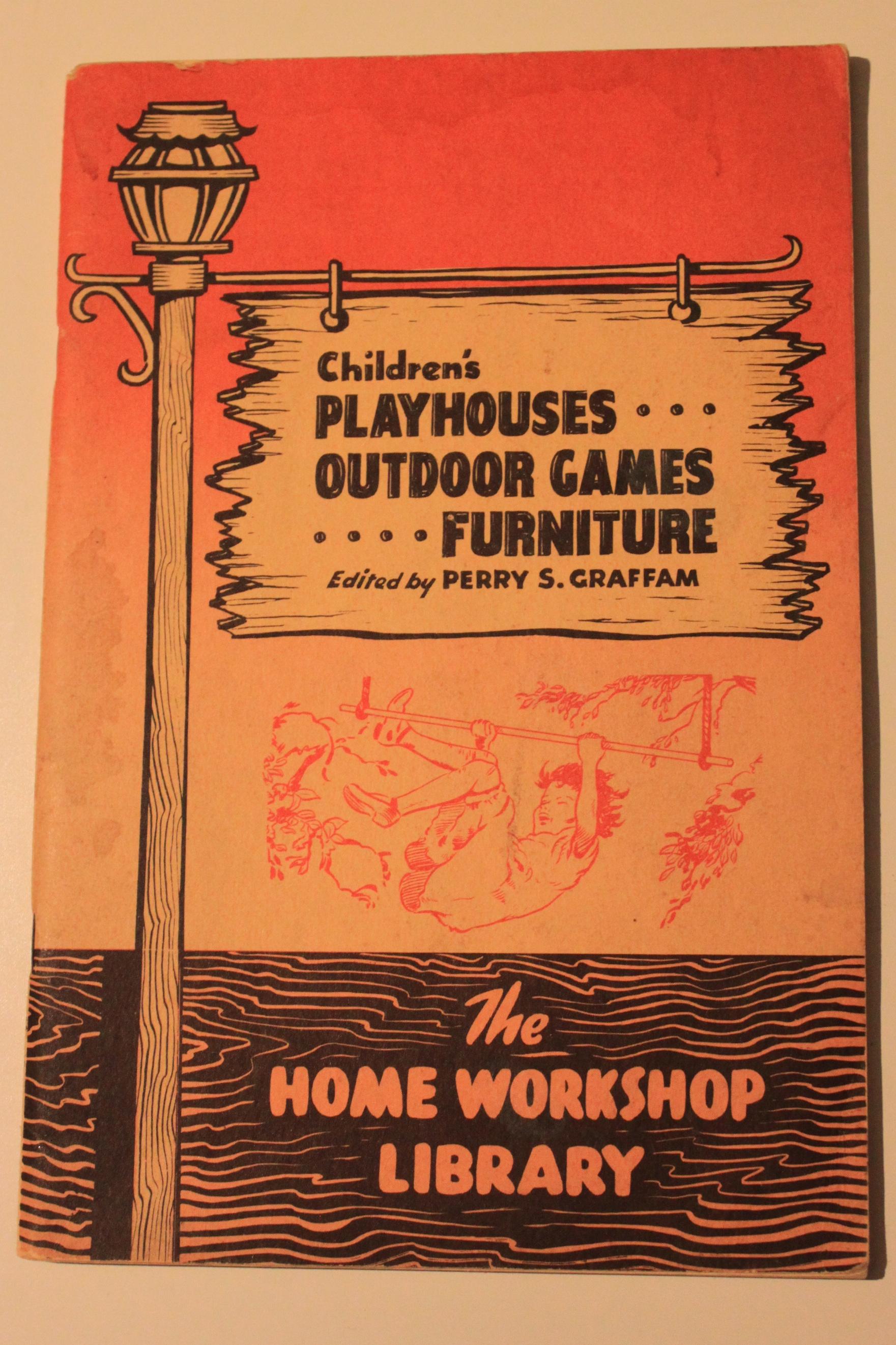 playhouse plans book
