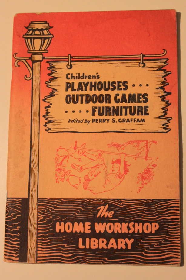 playhouse plan book