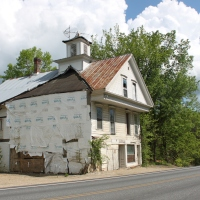 Abandoned Vermont: Weathersfield Store