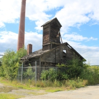 Abandoned New Hampshire: Westboro Rail Yard