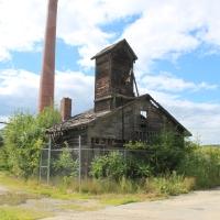 Abandoned New Hampshire: Westboro Rail Yard