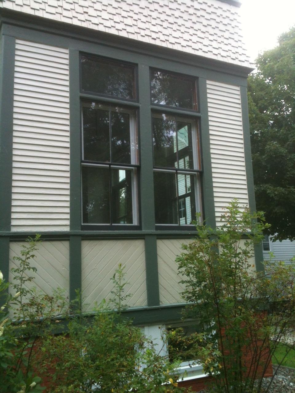 New interior storm windows preservation in pink for Interior storm windows