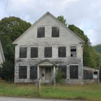 Abandoned Vermont: Granville Inn