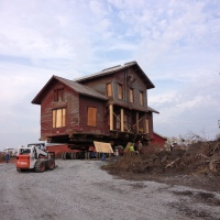 On the Move: Vergennes Railroad Depot