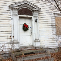 Abandoned Vermont: Vergennes House