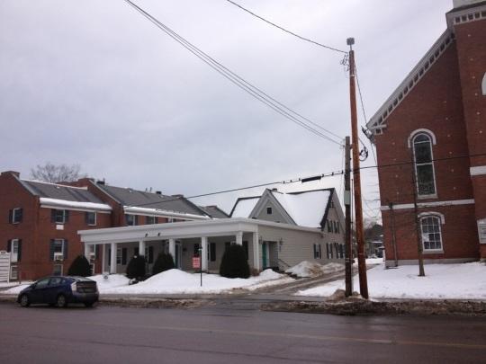 Main Street in Montpelier, VT.