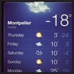 It's cold here!