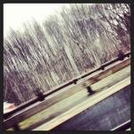 Merritt Parkway, CT.