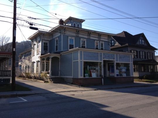 Barre Street in Montpelier, VT.