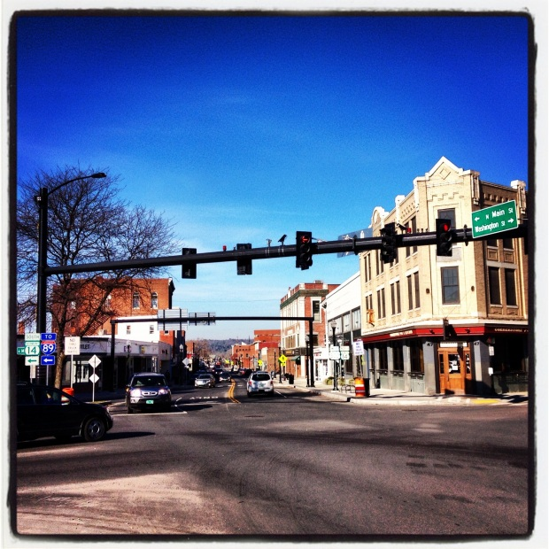 A historic, walkable downtown like this one of Barre, VT might fit your quality of life.