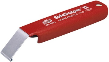 A tool to remove the vinyl siding. Click for original source.