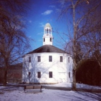 Round Church in Richmond, VT