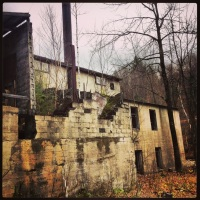 Abandoned Vermont: Warren Mill
