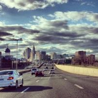I-91 in CT