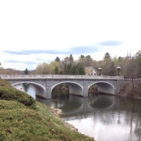 Marble Bridge in Proctor